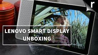 Lenovo Smart Display | A Proper Google Home Hub Rival