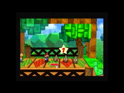 Paper Mario Playthrough Part 15: Learning How To Use Star Power
