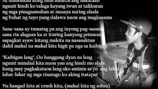 Kaibigan lang by Tubong Bicolano J-Cee & Tyler