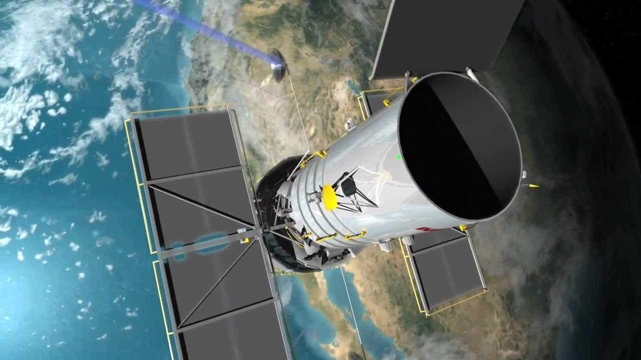 nasa satellite tracker - 1280×720