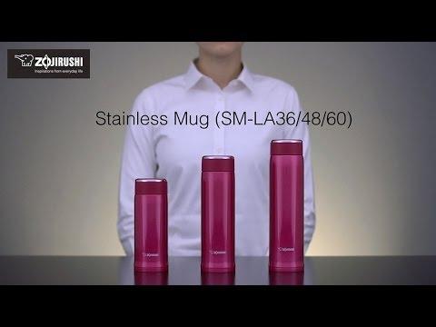 Zojirushi Stainless Mug SM-LA36/48/60
