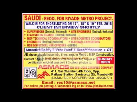 New recruitment for Dubai Qatar oman saudi arab Kuwait Bahrain Russia south Africa