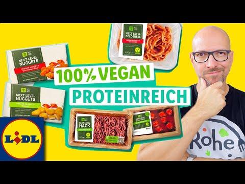 Vegane Woche bei LIDL: Wie schmeckt das neue Fast-Food?