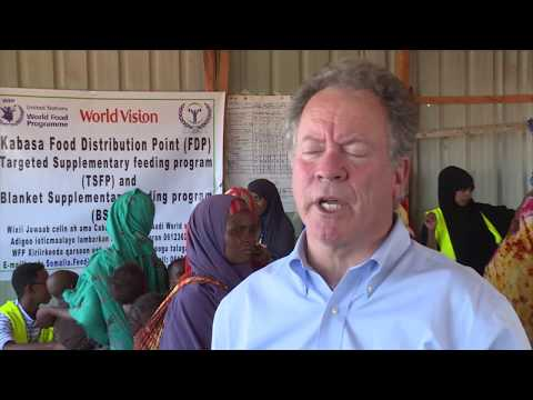 WFP Expressed Concern Over The Deepening Hunger And Nutrition Crisis In Somalia