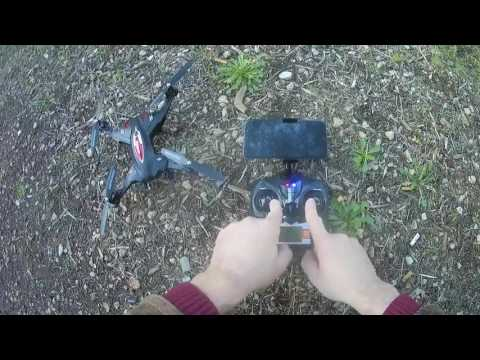 Skytech TK110W unboxing analysis demo flight (Courtesy Tomtop)