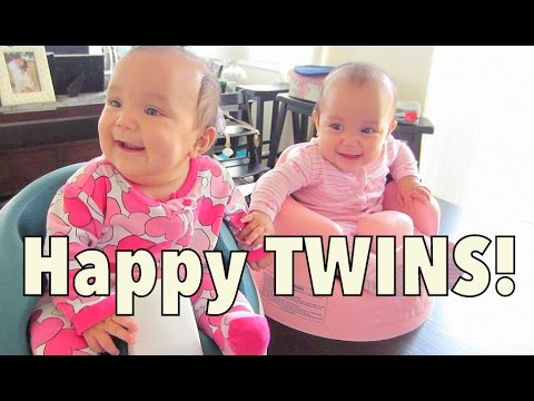 HAPPY TWINS! - August 13, 2014 - itsjudyslife daily vlog