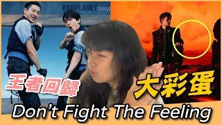 Exo 엑소 Don T Fight The Feeling Mv Reaction 彩蛋分析