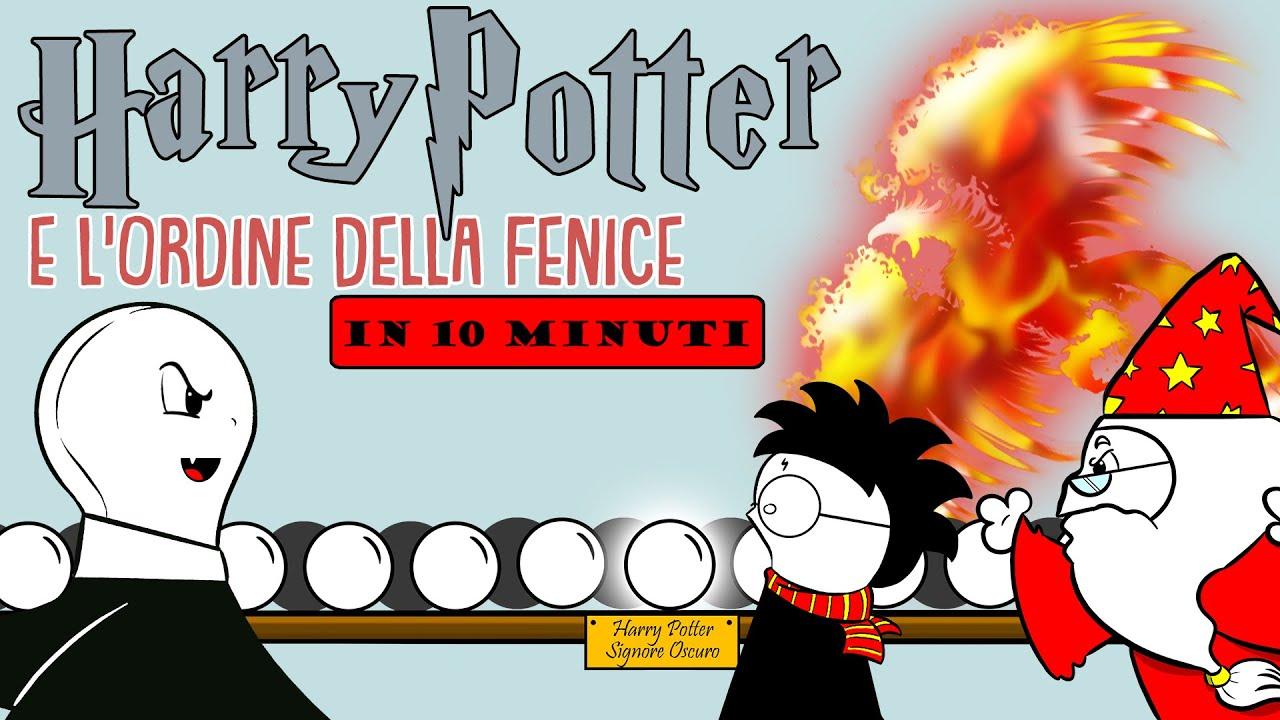 Download 🔮 HARRY POTTER e l'ORDINE della FENICE in 10 minuti 🔮