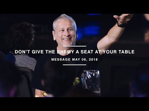 EVEN THOUGH - Don't Give The Enemy A Seat At Your Table