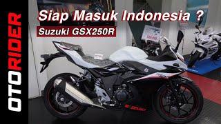 Suzuki GSX250R Akankah Masuk Indonesia? | OtoRider