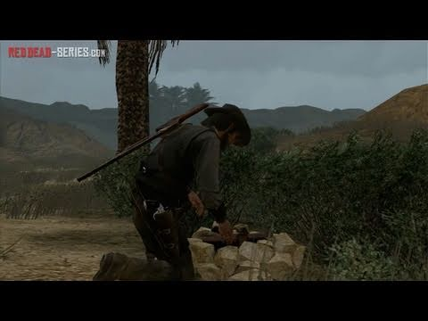 Red Dead Redemption: Undead Nightmare - Undead Treasure Hunter Challenges