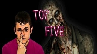 Top 5 - Best Survival horror