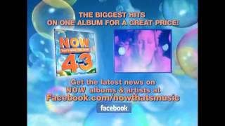 Now That's What I Call Music TV Commercial For NOW 43