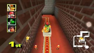 Mine Cart 64 - Bowsers Castle