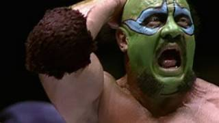 WWE Alumni: The Missing Link vs. Tony Garea