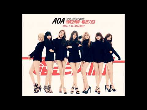 AOA (에이오에이) - Miniskirt (짧은 치마) [Instrumental With Backing Vocals]