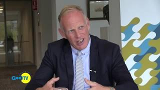 In gesprek met Han ter Heegde, burgemeester van Gooise Meren 18-09-2019
