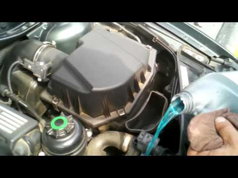 Coolant Check and Bleed With How To Activate The Electric Water Pump  YouTube