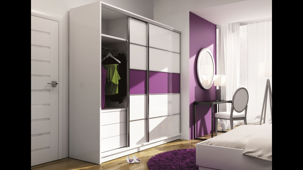 Modern wardrobe design 2013 for Contemporary wardrobe designs india