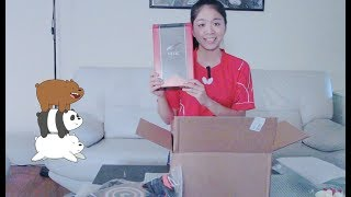 Butterfly Table Tennis Racket Unboxing and Setup