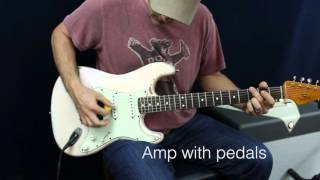 First Look - Divided by 13 - AMW Combo - Amplifier Demo - World Premier