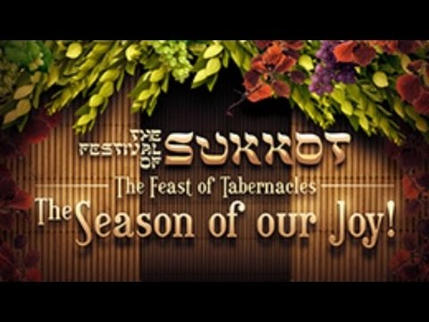 Happy Feast of Tabernacles aka Sukkot 2016! - YouTube