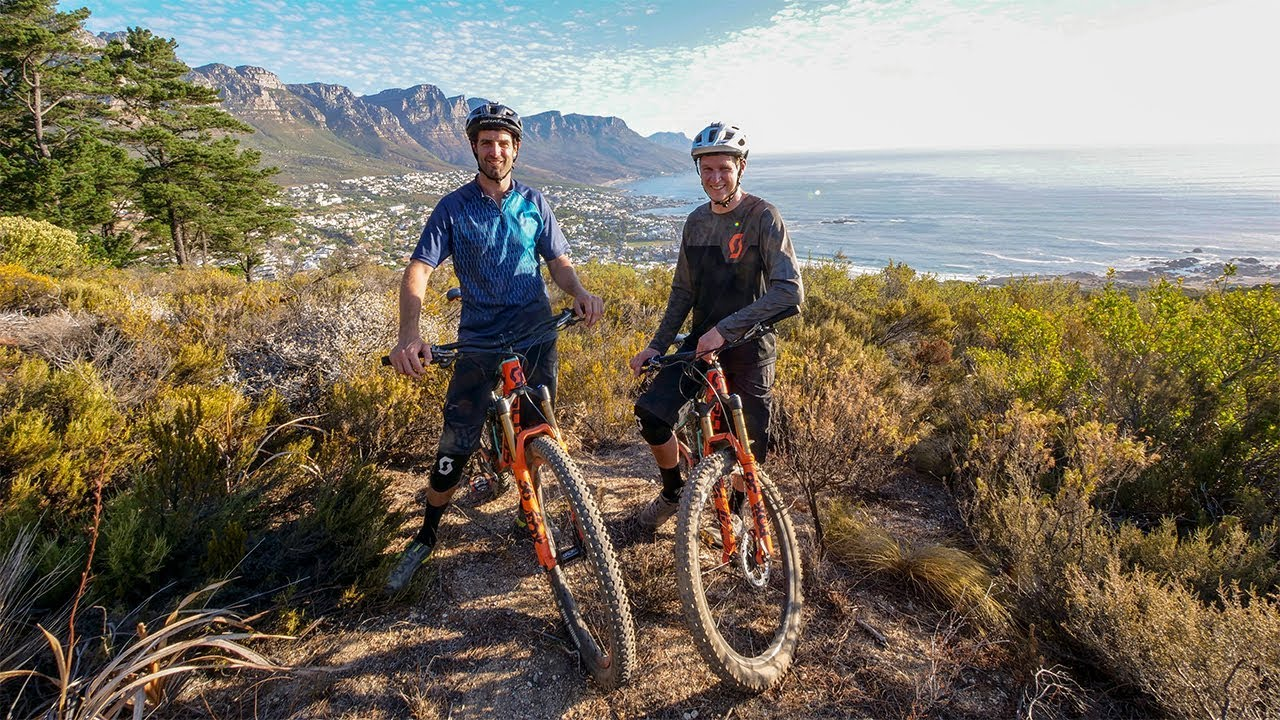 EXPLORING SOUTH AFRICAN TRAILS WITH ANDREW NEETHLING - EXPLORING SOUTH AFRICAN TRAILS WITH ANDREW NEETHLING