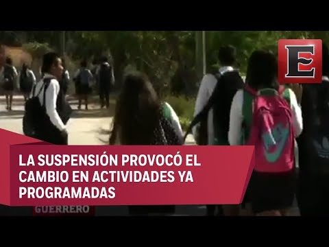 Miles Retornan A Clases En Chilpancingo, Pese A Clima De Inseguridad