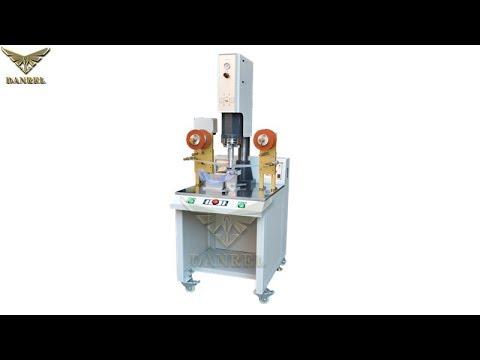 DANREL PLC Digital 3200W Ultrasonic Plastic Welding Machine For PP & Polypropylene & PE