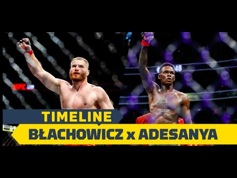 UFC 259 Timeline: Jan Blachowicz vs. Israel Adesanya - MMA Fighting