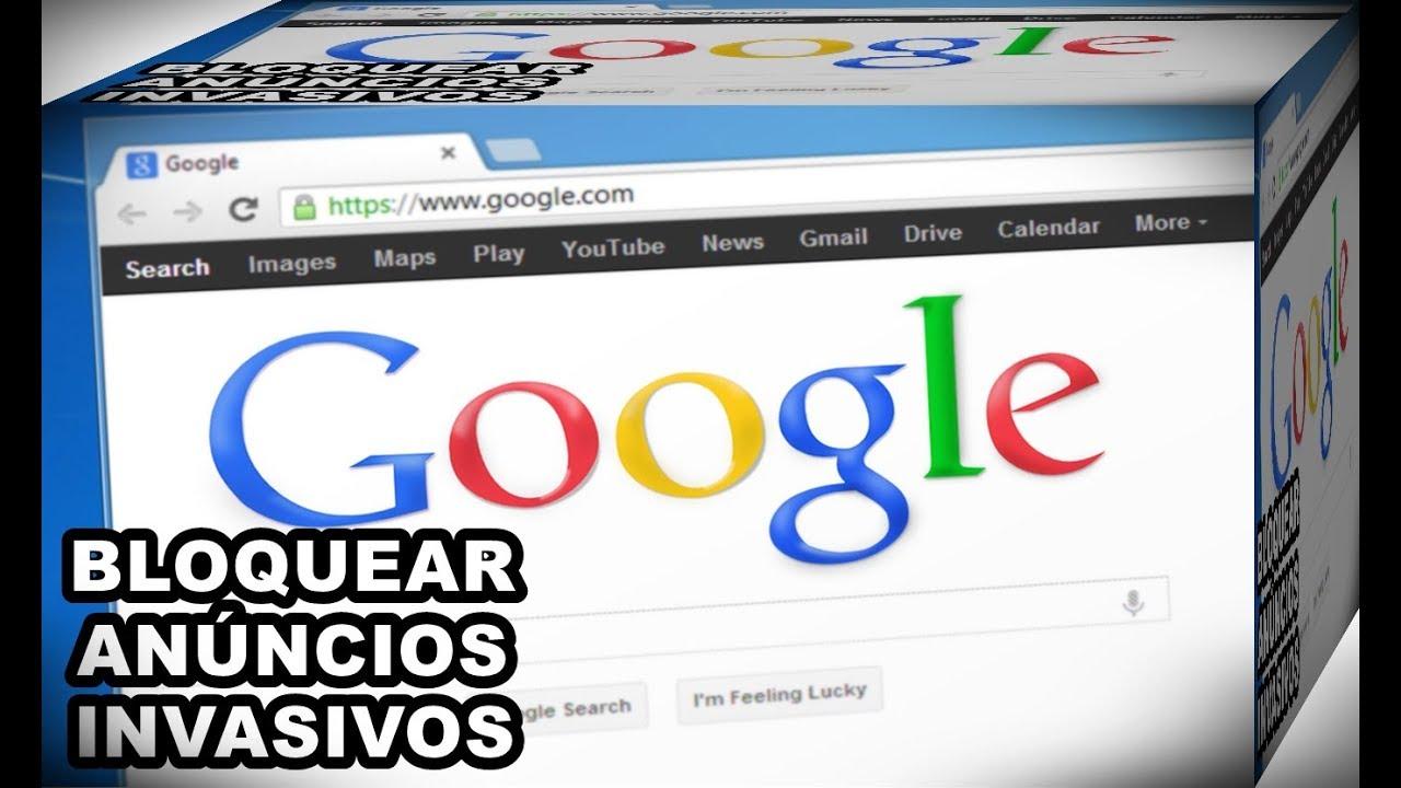 Dica Google Chrome Veja Como Bloquear Anuncios Invasivos No Navegador Google Chrome Google Atualizou Youtube