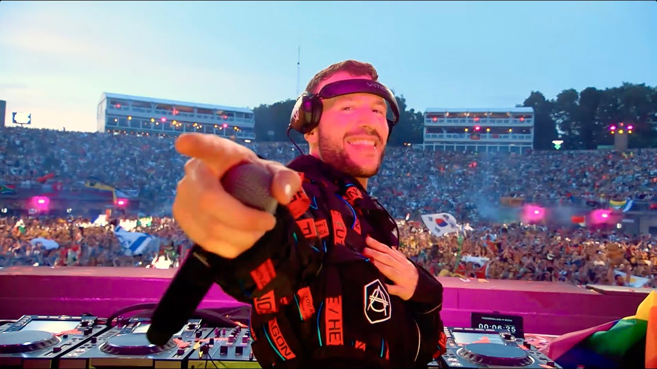 Don Diablo @ Tomorrowland Main Stage 2019 | Official Video