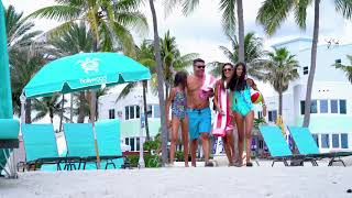 Few New Reasons To Take A Staycation On Hollywood, FL's Beaches (Choose954 Produced TV Commercial)