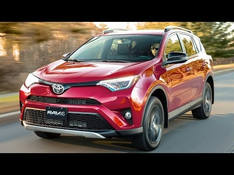 Toyota RAV4 Review. Now with a Hybrid