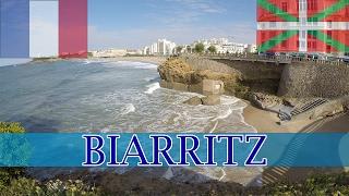 Le Pays Basque : BIARRITZ (Pyrénées Atlantiques - 64)