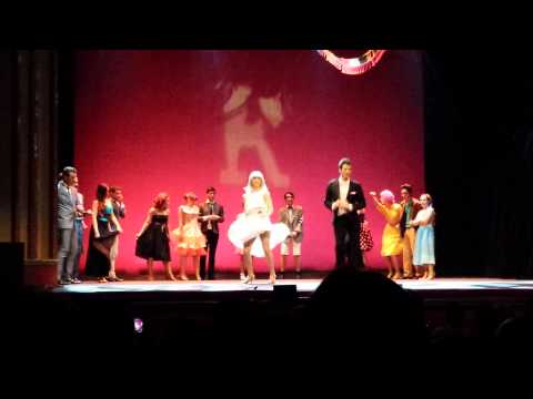 MUSICAL GREASE OFF 2013 Concurso de Baile