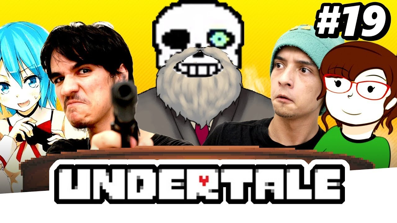 Undertale (NEUTRAL RUN) #19 - O JULGAMENTO DE JACETA | Ataque da Casa ft. Dante & Carl