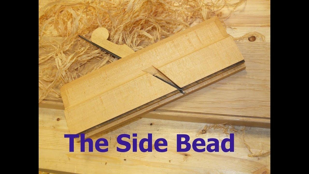 PLANE TALK - Wooden Side Bead Moulding Plane by Matt Bickford - 8 ...