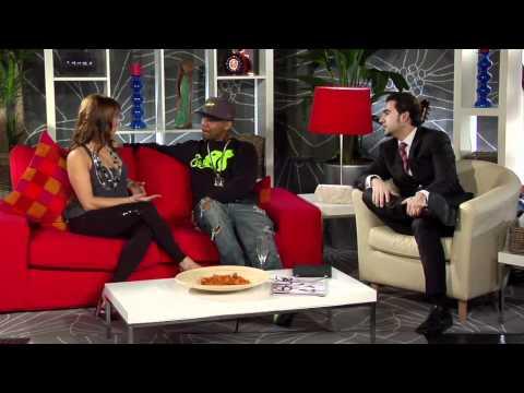 TuNite con Lorenzo Parro. Juelz Santana Interview EP02
