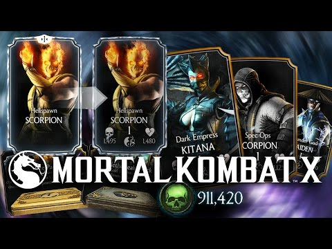 Mortal Kombat X Hack Android iOS 2017 MKX How to Hack Koins & Gems Cheat