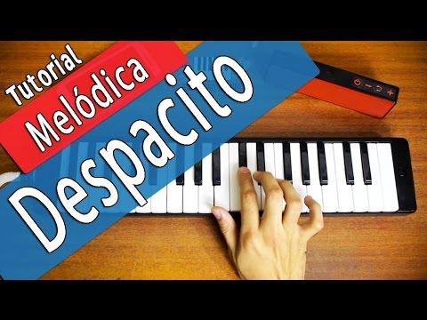Despacito - Melodia Tutorial - Luis Fonsi ft Daddy Yanke