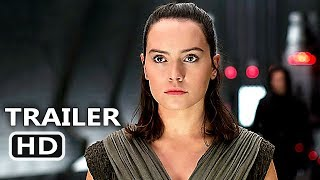 """STAR WARS 8 """"Kylo & Rey"""" Trailer (2017) Disney Movie HD"""
