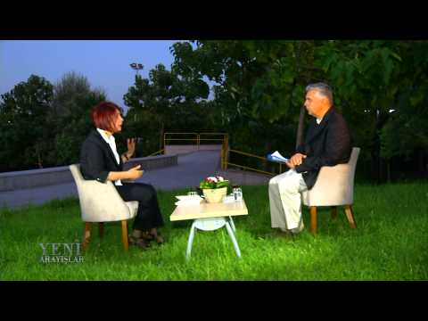 Celal Toprak'la Yeni Arayışlar - Avcılar Bel. Başk. Dr. Handan Toprak Benli - 14 Ağustos 2014