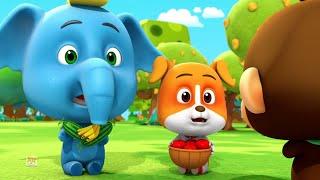 charlie e a fábrica de frutas   Vídeos divertidos   Loco Nuts Cartoon   Charlie And Fruit Factory
