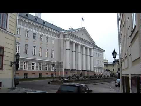 A Tour of Tartu