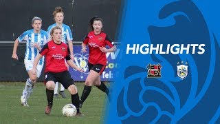 😃 WHAT.A WIN! HIGHLIGHTS | Sheffield FC 2-3 Huddersfield Town Ladies