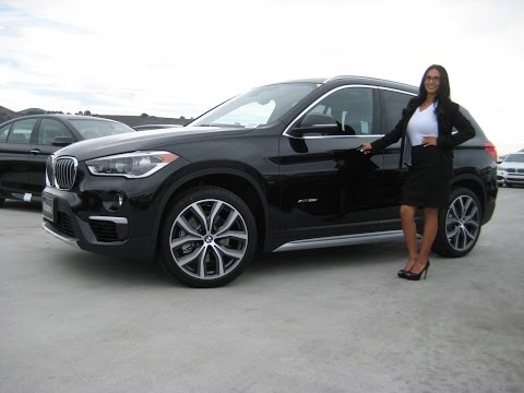 All New 2016 BMW X1 XDRIVE 28i / Quick BMW Review