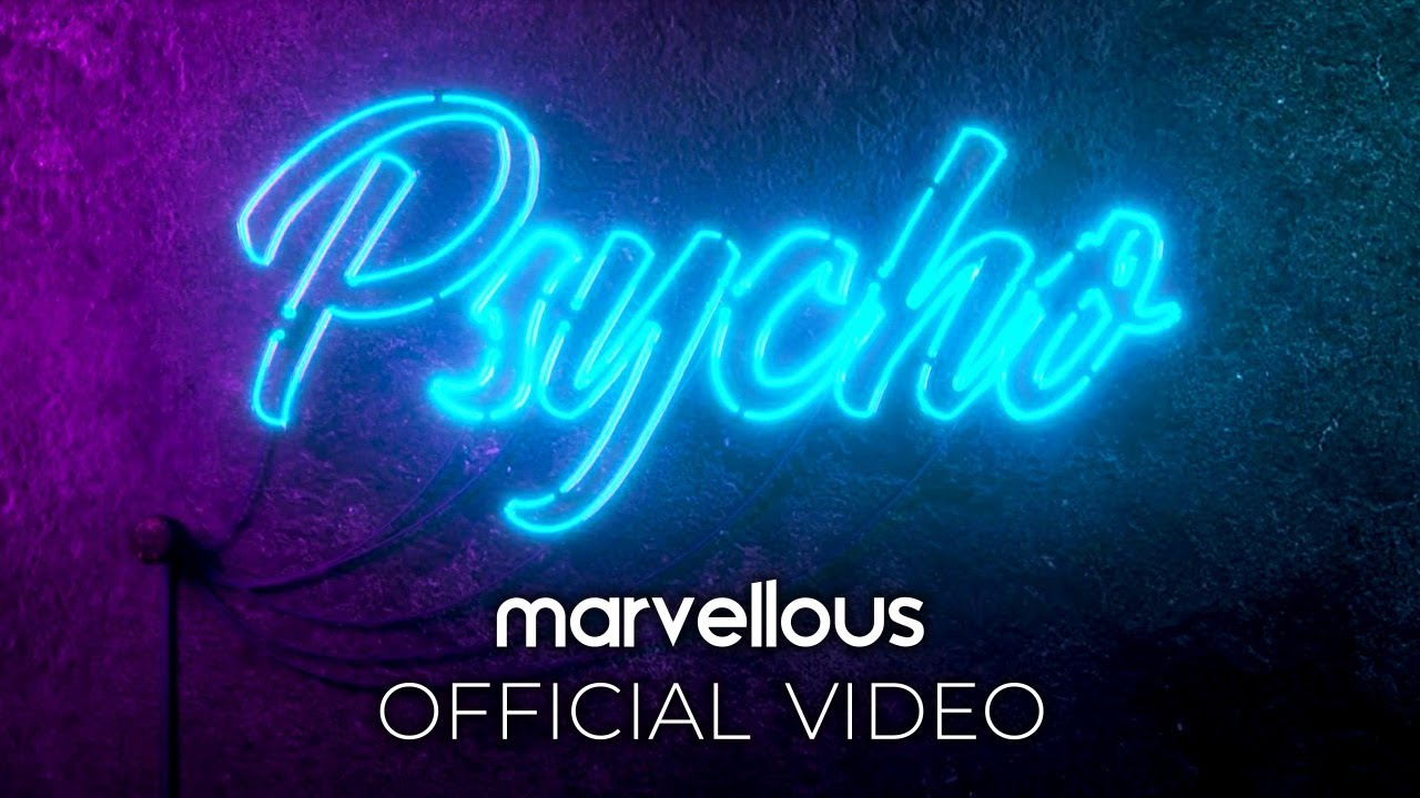 MASN - PSYCHO! (TOPIC & B-CASE REMIX) Official Video