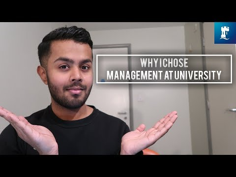 Why I Chose A Business Management Degree At University - Management At The University Of Nottingham