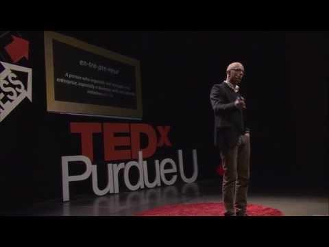 Myths Of Entrepreneurship: Tim Folta at TEDxPurdueU
